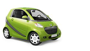 Auto verte résidentielle accueil
