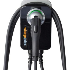 borne de recharge chargepoint