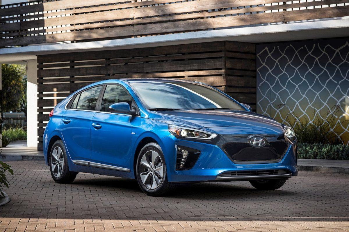 Hyundai Ioniq électrique 2019
