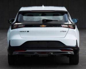 Chevrolet Menlo EV