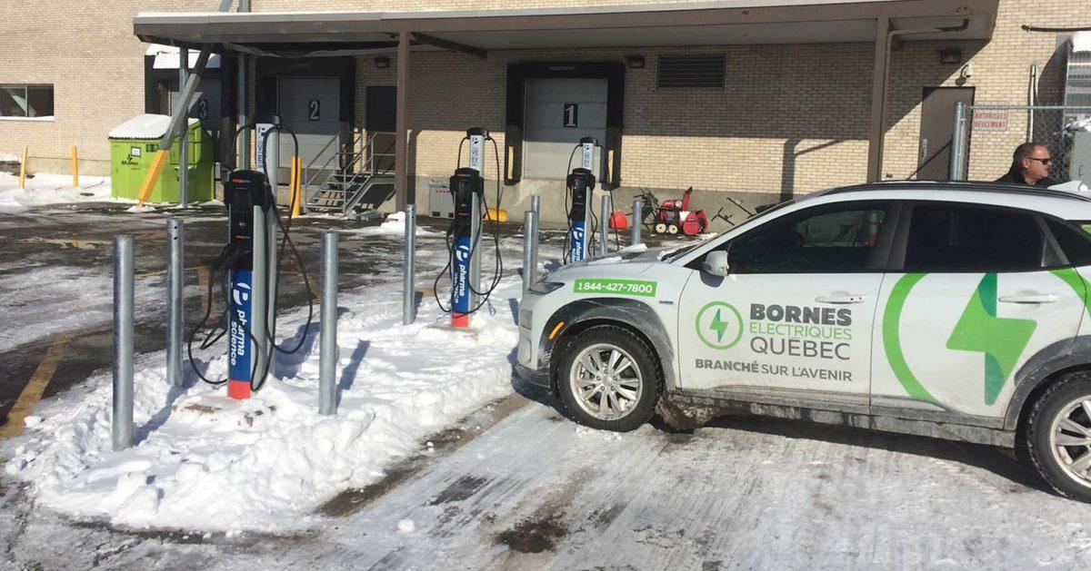 Pourquoi choisir Bornes Électriques Québec pour votre borne de recharge