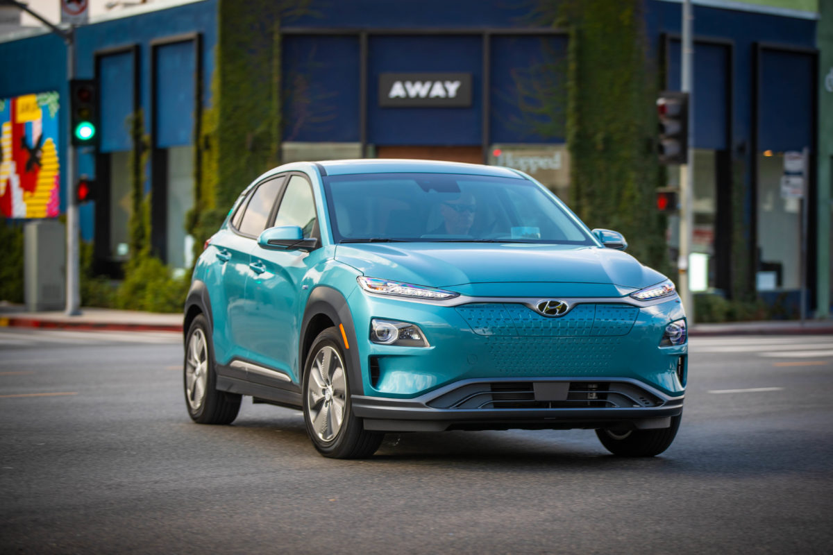 Top5 des véhicules électriques à considérer en 2020