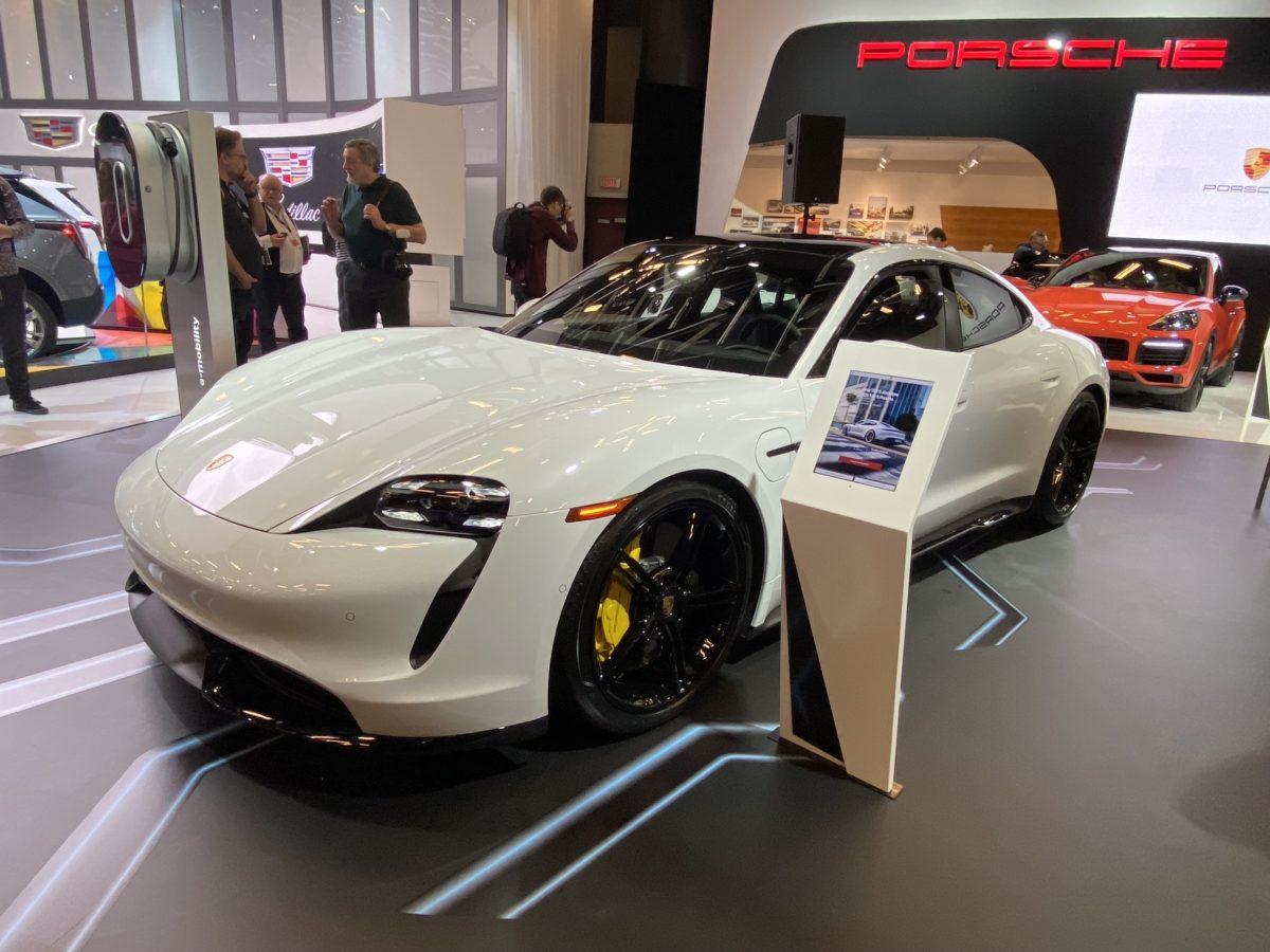 Salon de l'auto Montréal 2020: l'électricité passe à l'avant-plan