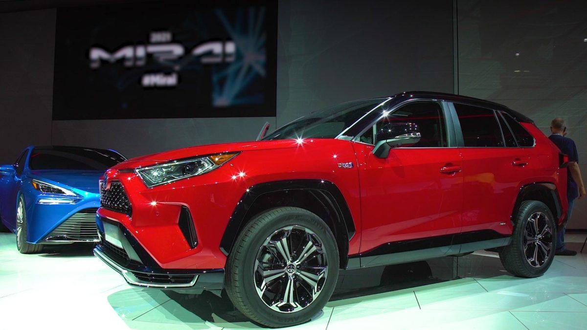 Top 5 des véhicules hybrides enfichables pour 2020