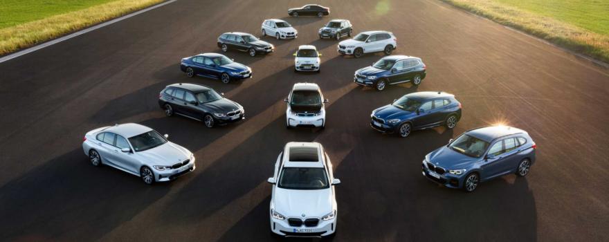 BMW électrique