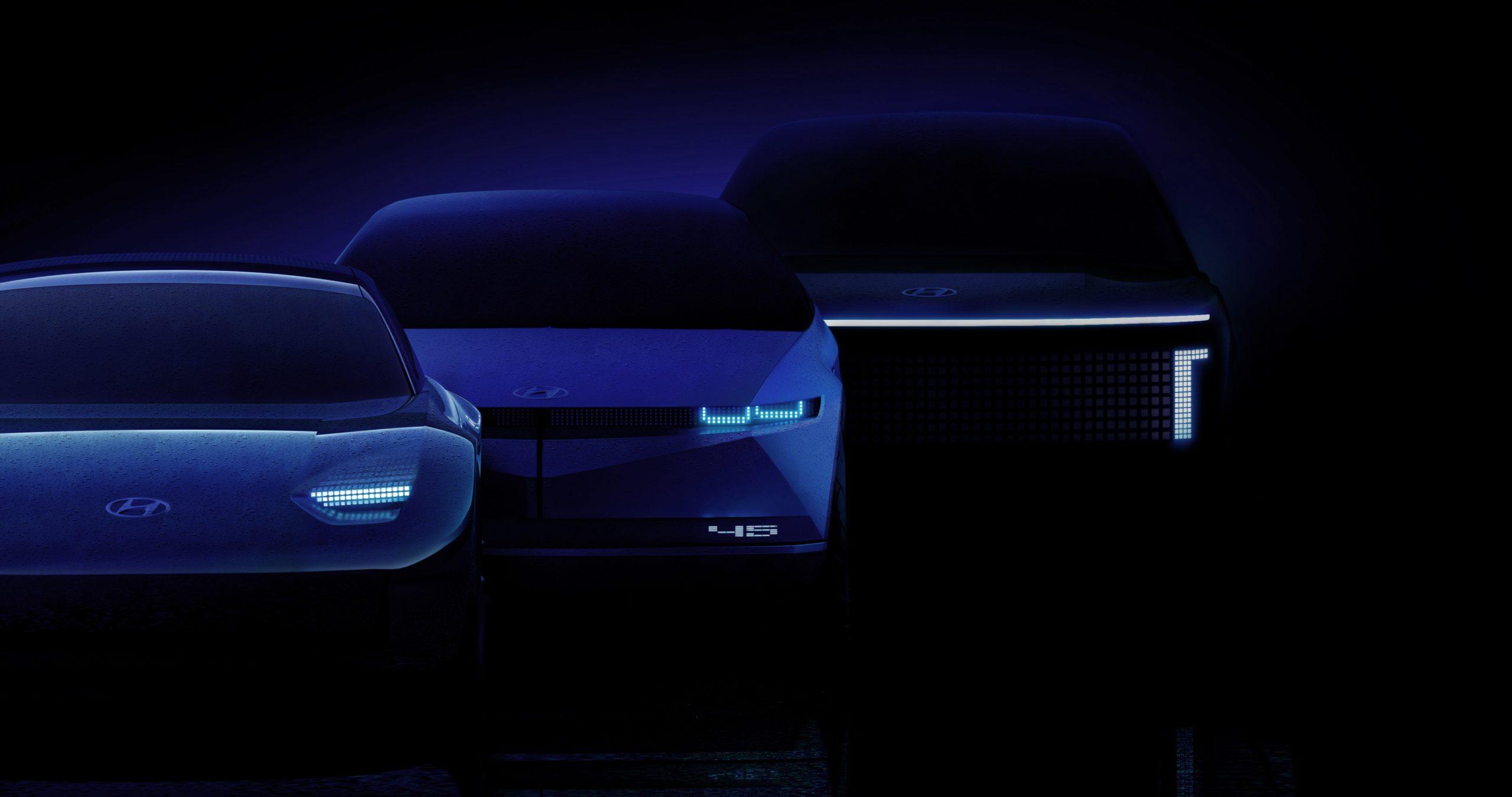 Hyundai nouvelle marque Ioniq