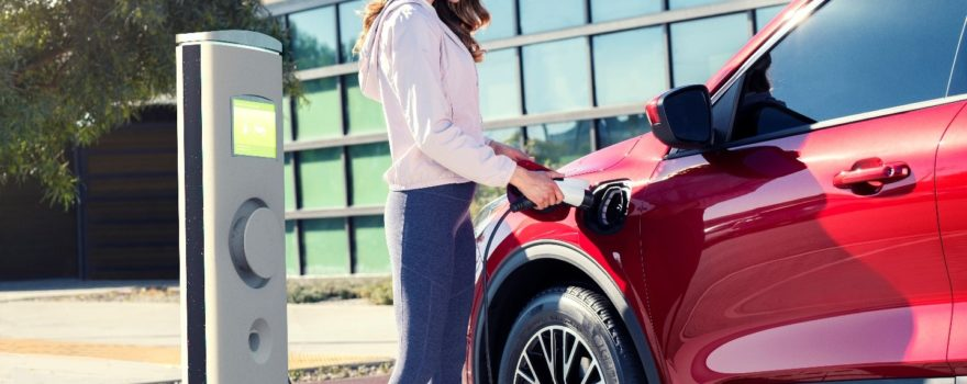 voyage avec une voiture électrique