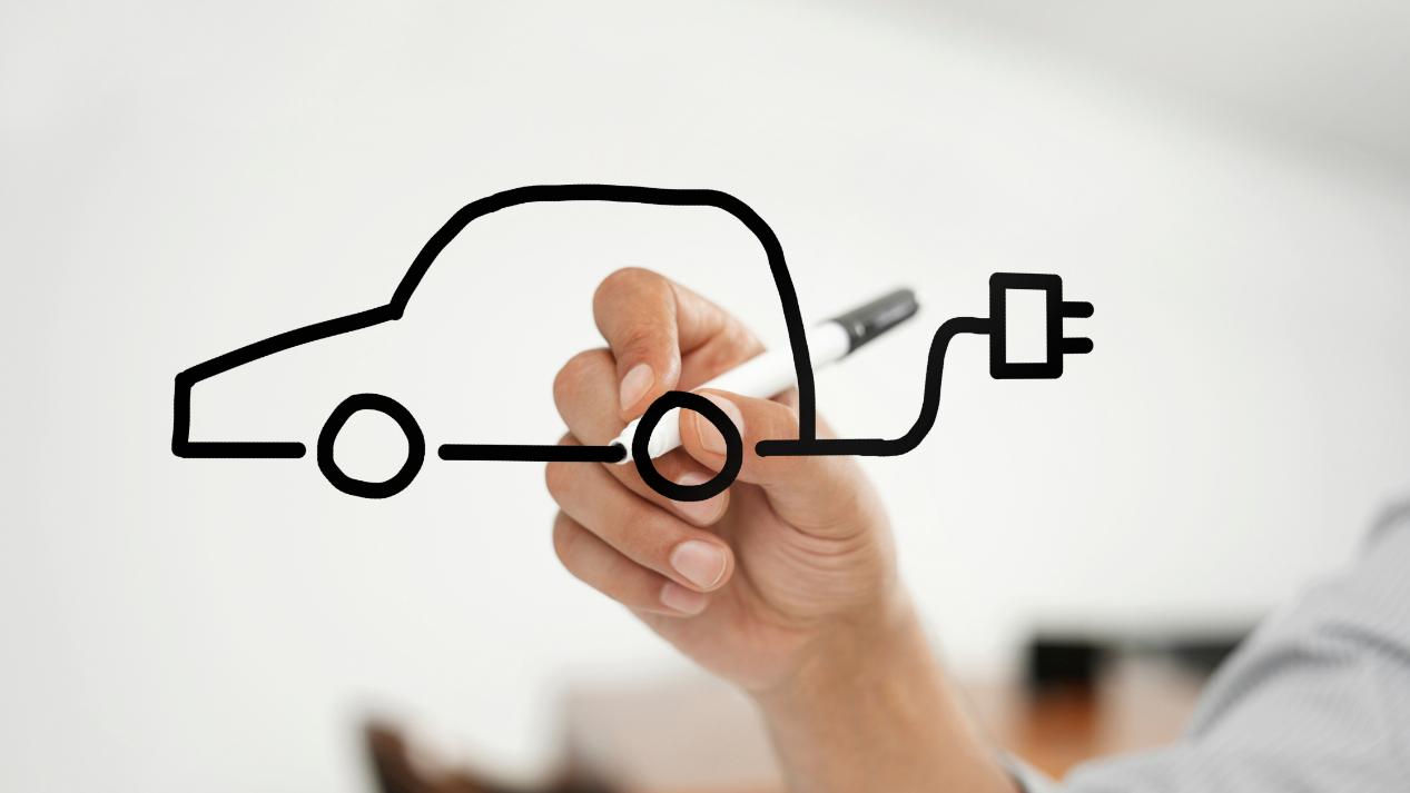 Acheter une voiture électrique usagée