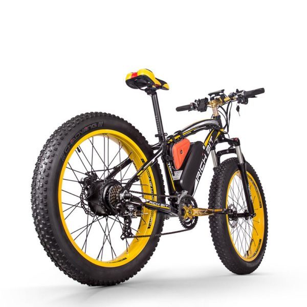Vélo Fat Bike électrique Rich Bit