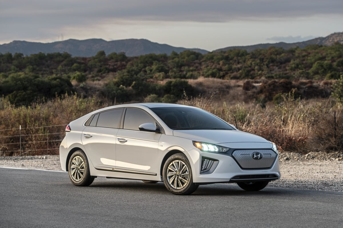 Hyundai Ioniq Électrique 2020