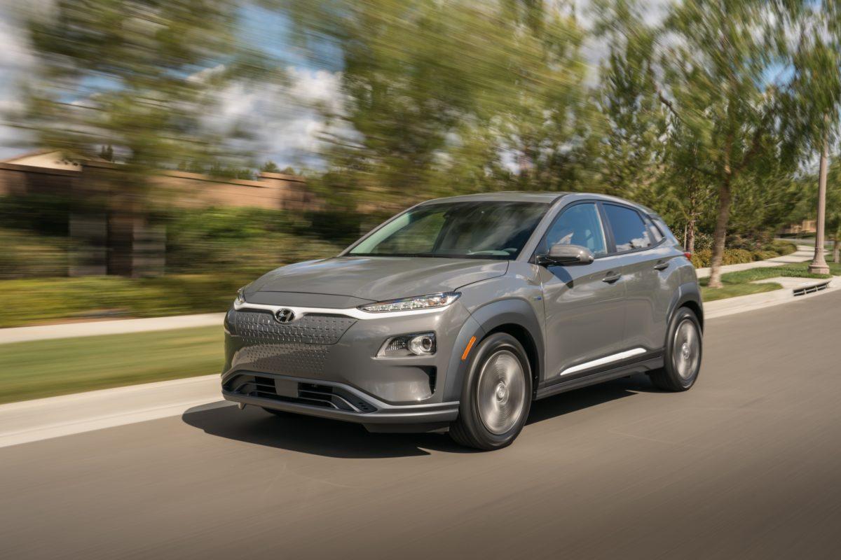 Hyundai Kona EV 2021 choisir voiture électrique